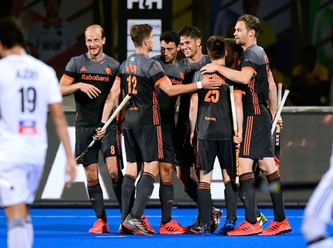 Majestic Netherlands make statement on Day Four of Odisha Hockey Men's World Cup Bhubaneswar 2018