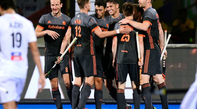 Majestic Netherlands make statement on Day Four of Odisha Hockey Men's World Cup Bhubaneswar 2018