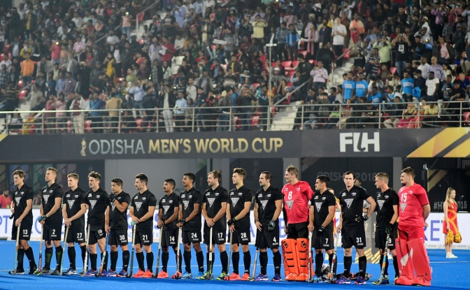 New Zealand downed by Olympic champions Argentina at Odisha Hockey Men's World Cup 2018