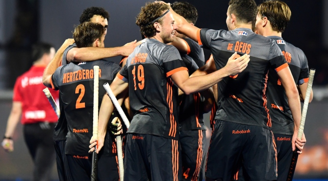 Belgium and Netherlands complete quarter-final line-up on Day 14 of Odisha Hockey Men's World Cup Bhubaneswar 2018