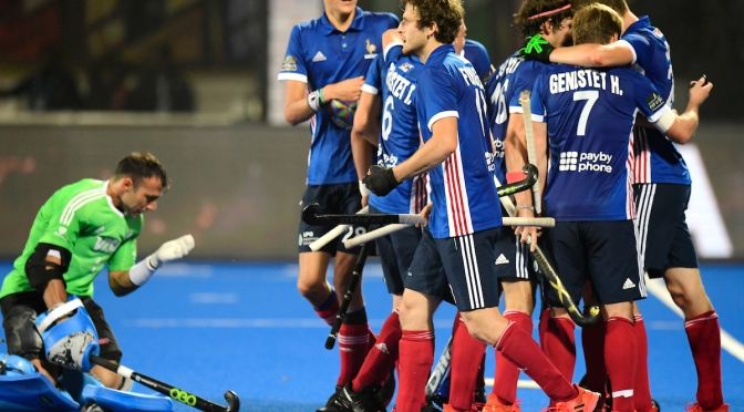 France create shockwaves on Day 9 of Odisha Hockey Men's World Cup Bhubaneswar 2018