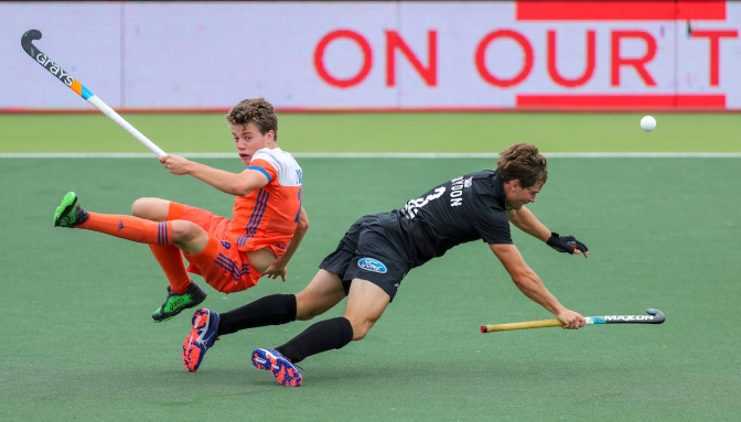 Double delight for Dutch against hosts New Zealand in FIH Pro League
