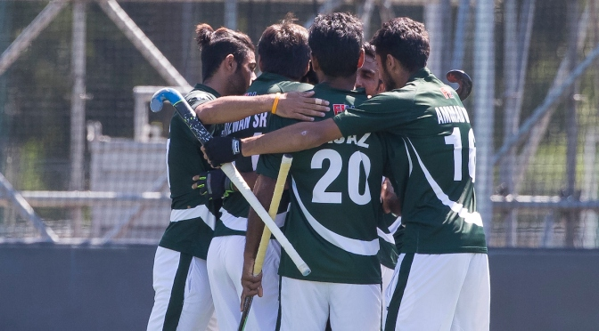 FIH Pro League: Pakistan out of first edition