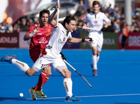 Spain v Belgium (RR)