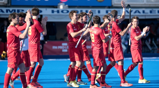 Drama in Spain as FIH Pro League era begins
