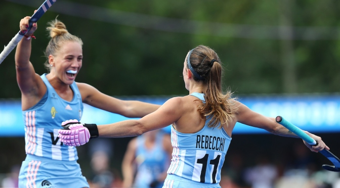 FIH Pro League: Rebecchi inspires fight-back as Argentina defeat USA in shoot-out in Cordoba