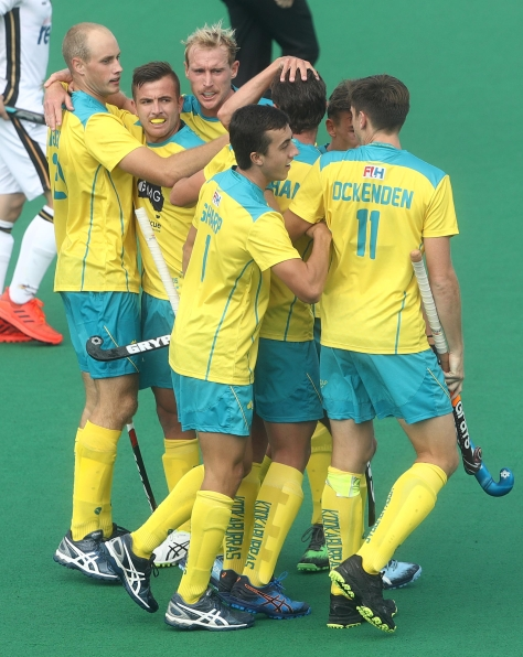 Australia v Germany - Men's FIH Field Hockey Pro League