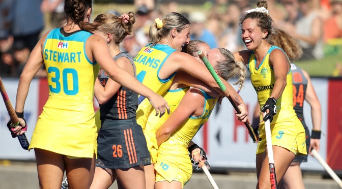 TASMANIAN TRIO NAMED FOR FIH PRO LEAGUE MATCHES IN HOBART