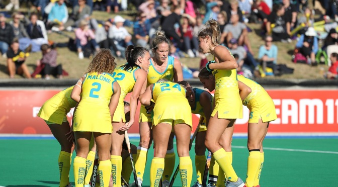 HOCKEYROOS BREAK CHINA IN SEVEN-GOAL THRILLER