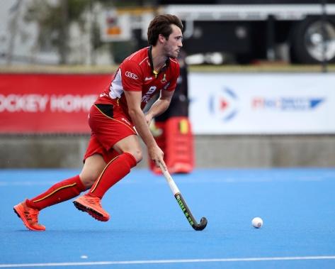 Australia v Belgium (RR)