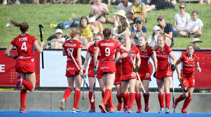 FIH Pro League: Brilliant Belgium stun Australian teams in Melbourne