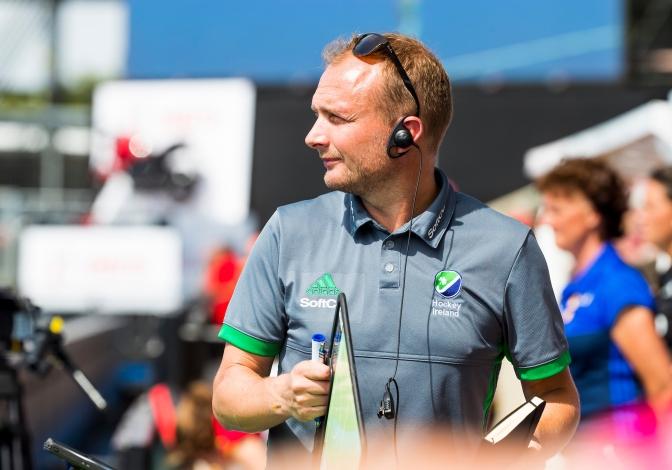 Graham Shaw Departs Hockey Ireland To Take Up Role With Hockey New Zealand