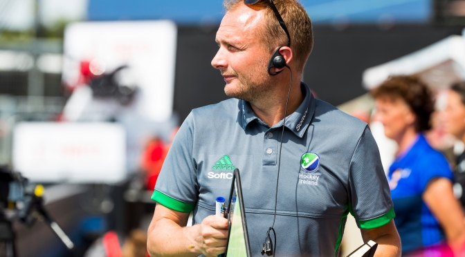 Graham Shaw Departs Hockey Ireland To Take Up Role With Hockey New Zealand