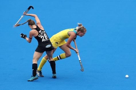 FIH Field Hockey Pro League Womens - Australia v New Zealand