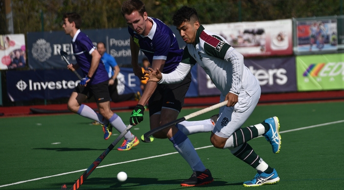 Surbiton clinched their first ever top place finish