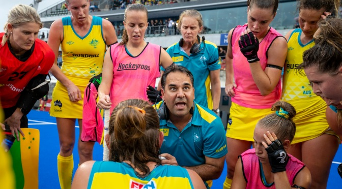HOCKEYROOS TARGET WINS IN FIH PRO LEAGUE'S PACIFIC LEG