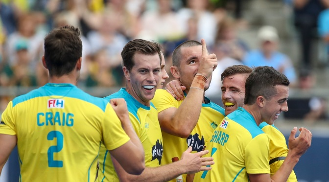 KOOKABURRAS EXCITED FOR FIH PRO LEAGUE AWAY MATCHES