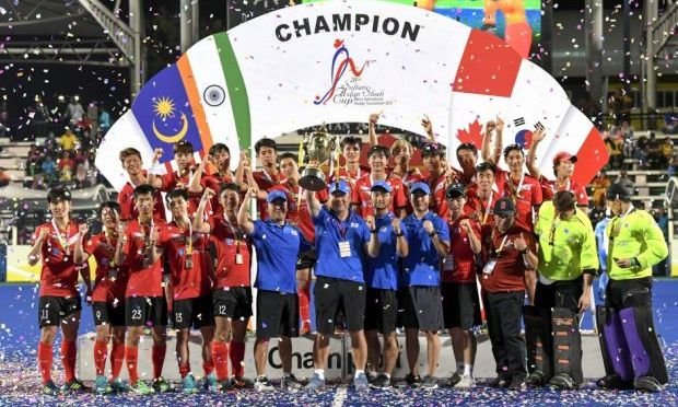 South Korea Crowned Champions As Favourites Stunned In The Shoot-out
