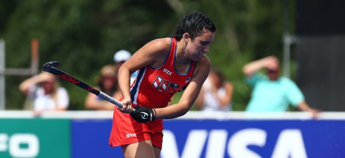 Youthful Team USA Field Hockey Squad Learning on the Fly in New FIH Pro League
