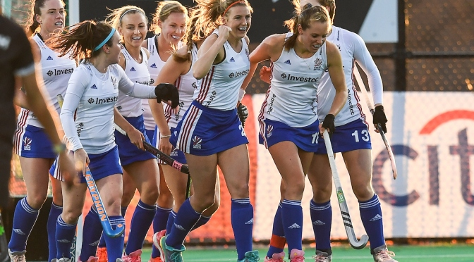 Double home success for Argentina while Great Britain women win on the road