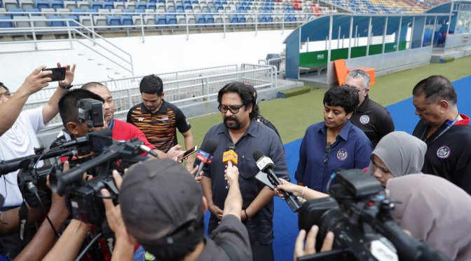 MHC To Appeal 'No Video Referral' Decision By FIH – Malaysian Hockey Confederation