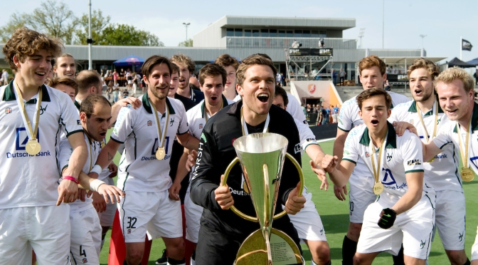 Waterloo Ducks win historic first EHL crown for Belgian clubs