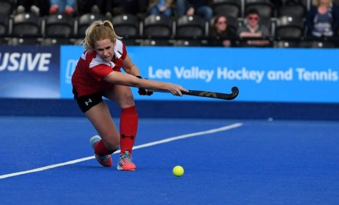 Holcombe Ease In To The National Finals After Nervy Start