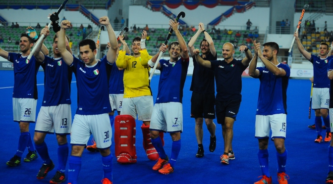 Austria, Wales, Italy and Malaysia take honours on opening day of FIH Series Finals