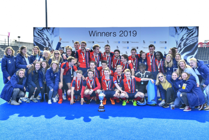 Hampstead & Westminster Crowned National Hockey Champions