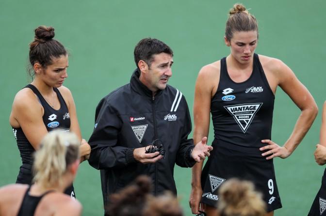 Sean Dancer announced as new Head Coach for Irish Women's Hockey team