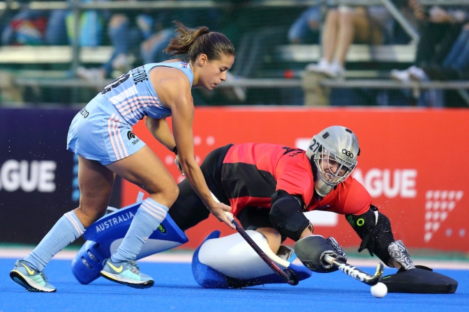 ARGENTINA EDGE HOCKEYROOS IN SHOOTOUT THRILLER