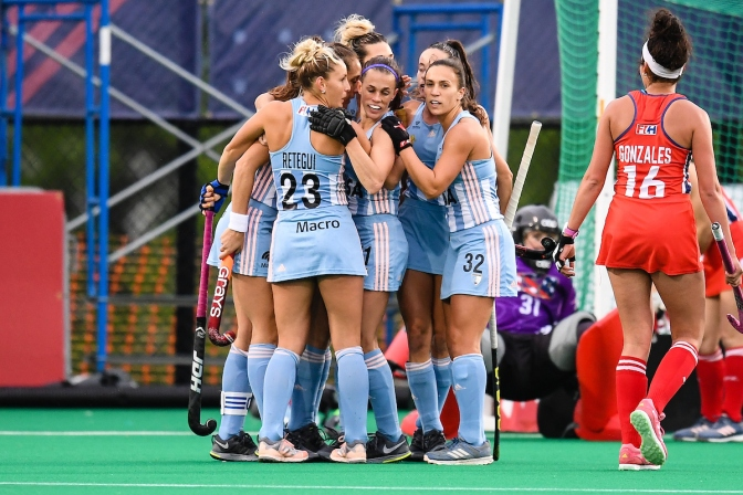 Resurgent Rebecchi sparkles as Argentina continue superb form with away win over USA