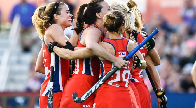 Delight for USA as they beat China 3-1 and register first win of the competition