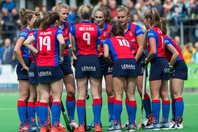 Fighting SCHC does the almost impossible and beats Den Bosch