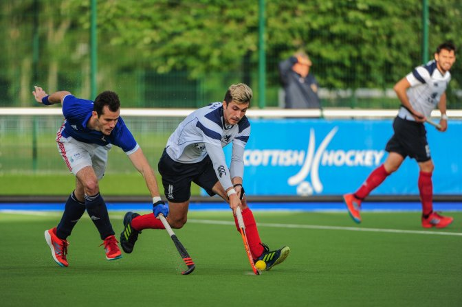 Scotland men to face France in Le Touquet this weekend