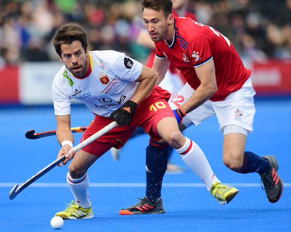 Shoot-out Kings Spain take bonus point against Great Britain in London