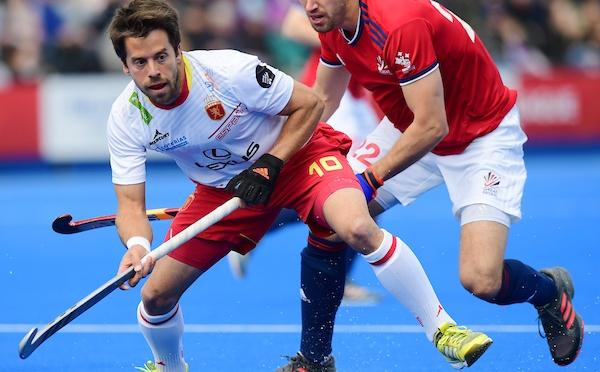 Shoot-out Kings Spain take bonus point against Great Britain in London