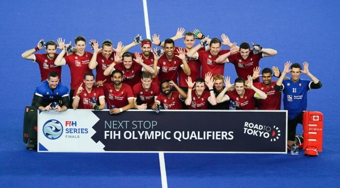 Canada win FIH Series finals