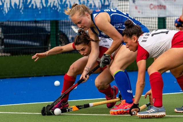Canada take opening series match with victory over Scotland in Glasgow