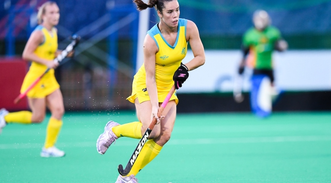 HOCKEYROOS OVERCOME SLOW START TO DEFEAT CHINA
