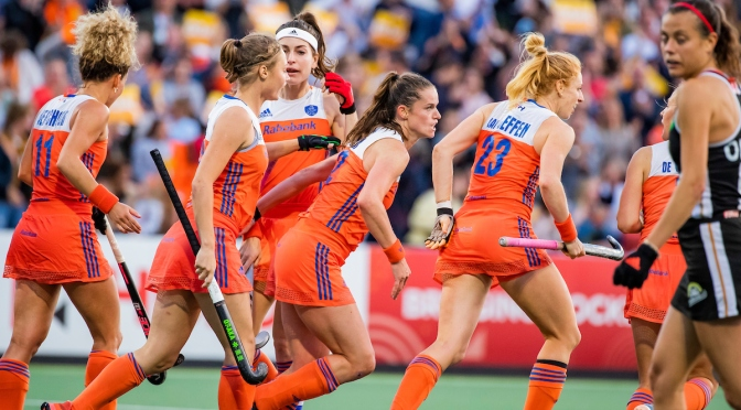 Netherlands to face Australia in women's FIH Pro League final