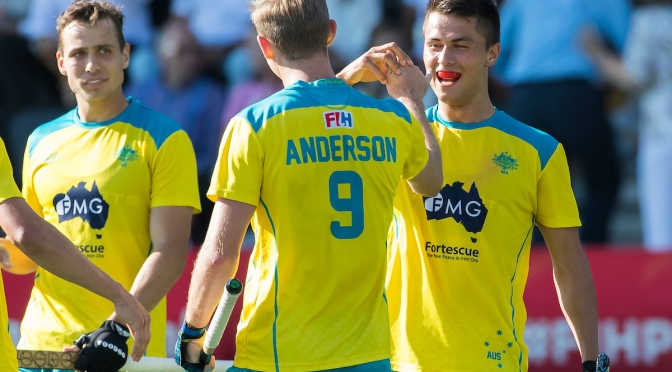 KOOKABURRAS CRUSH GB TO ADVANCE INTO PRO LEAGUE FINAL