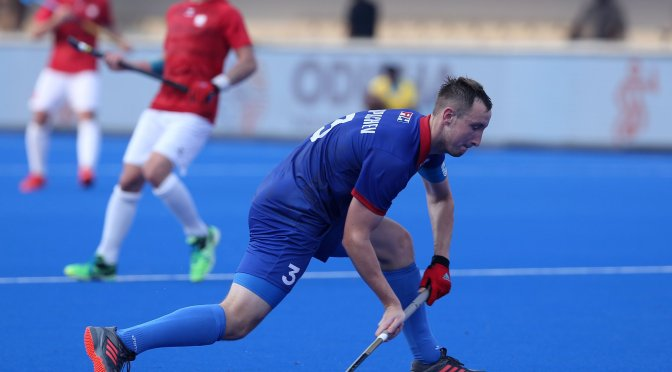Russia clinch fifth spot  in FIH Series Final
