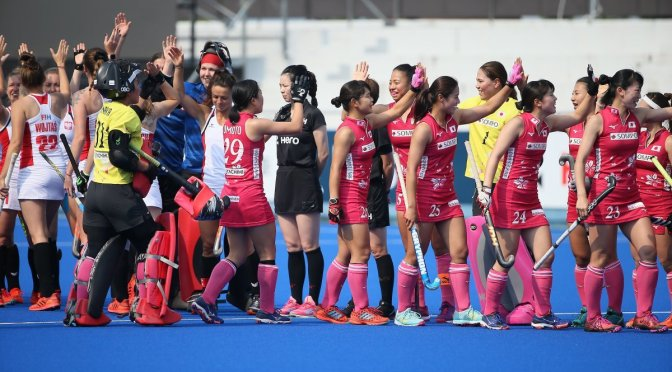 Five goal hauls see Japan and Chile win through to the semi-finals