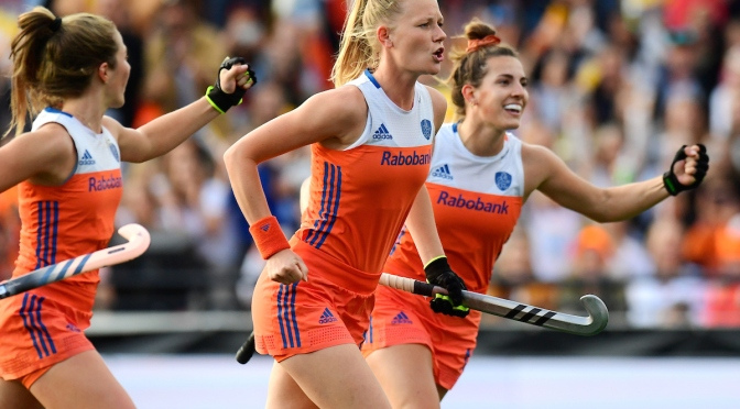 Matla strike downs Argentina as Netherlands women secure first place finish