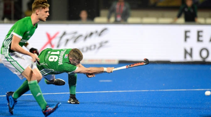Ireland's Leading Goal Scorer passes the 100 Goal Marker as Ireland beat Singapore 11-0 Secure a Semi-final on Saturday