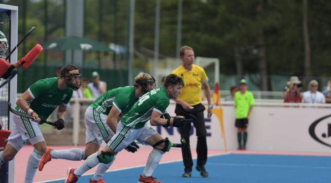 Ireland runners-up to France in FIH Series Finals but Olympic Qualifier Secured.