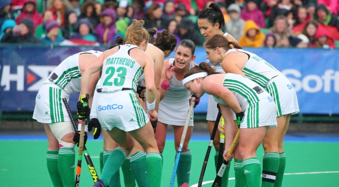 Irish Women get their FIH Series Final off to Strong Start with 2 – 1 win over Malaysia.