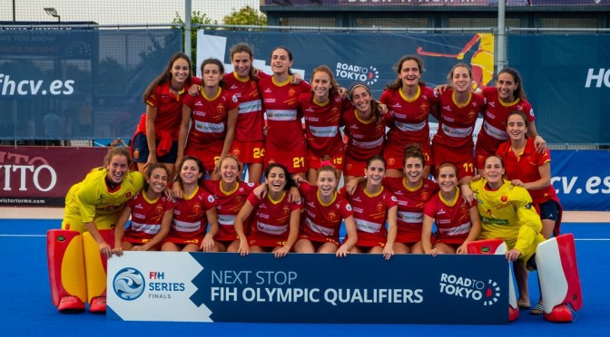 Spain emerge victorious as the FIH Series Finals reach their conclusion