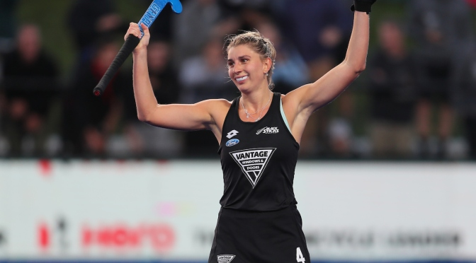 New Zealand still in the running for place at the FIH Pro League Grand Final